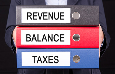 Hst - Gst - Getting your taxes ready