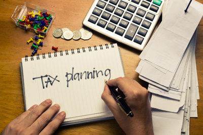 Personal Tax Planning